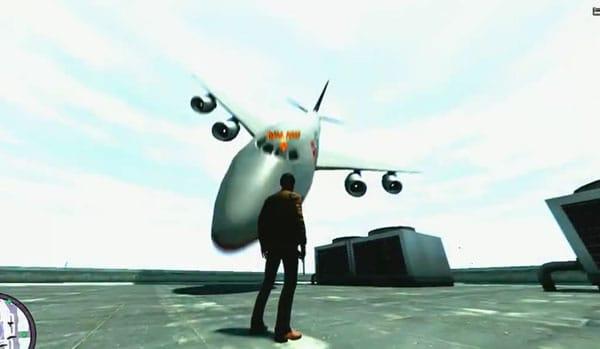 GTA V planes need realism