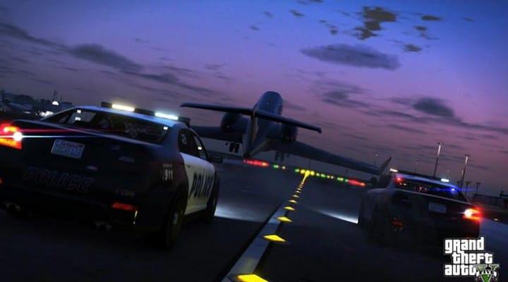 GTA V DLC for military and police
