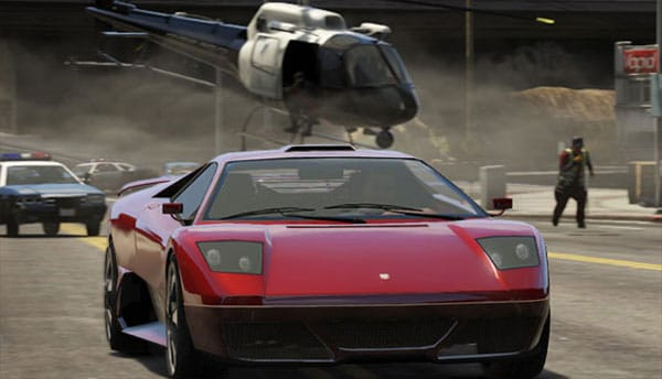 GTA V quality affects release and funding