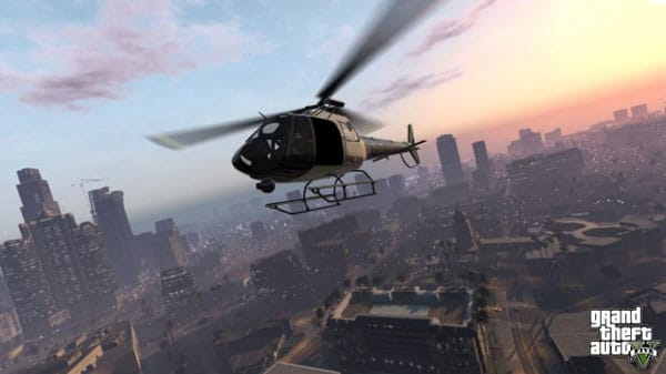 GTA V to strengthen sky abilities