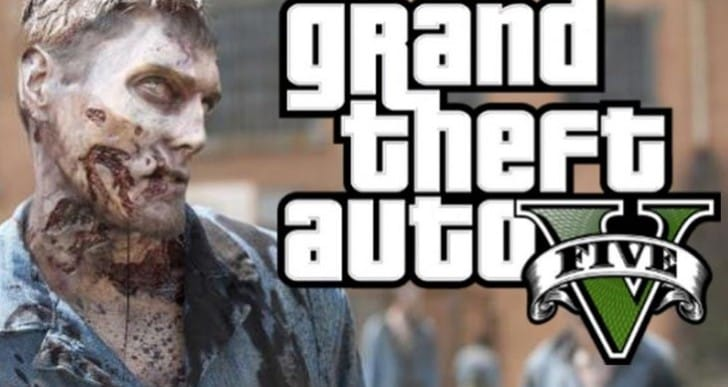 GTA V zombie DLC unlikely, aliens viable