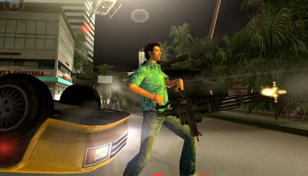 GTA Vice City setback for Android