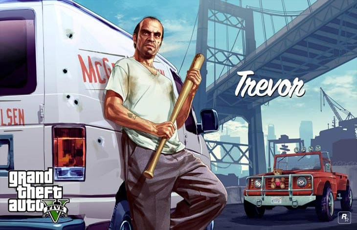 GTA V visual on weapons, map size and heist recruitment