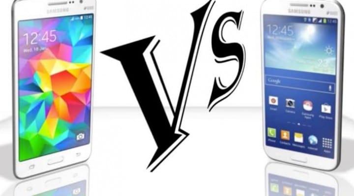 Galaxy Grand Prime vs Grand 2 specs for India