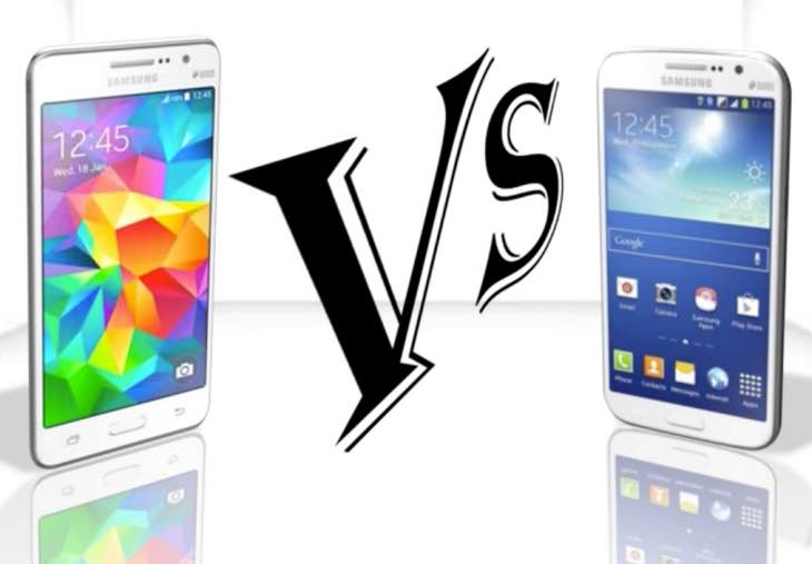 Galaxy Grand Prime vs Grand 2 specs for India