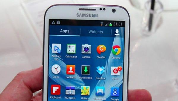 Samsung Galaxy Note 2 frustration with Verizon