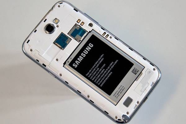 Galaxy Note 2 update raises battery life problems