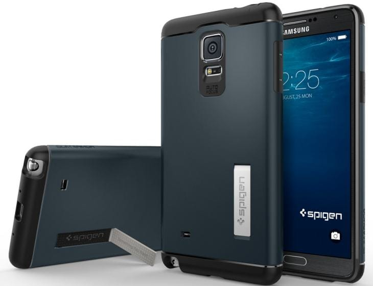 Galaxy Note 4 Slim Armor case