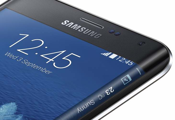 Galaxy Note 5 Edge unveil