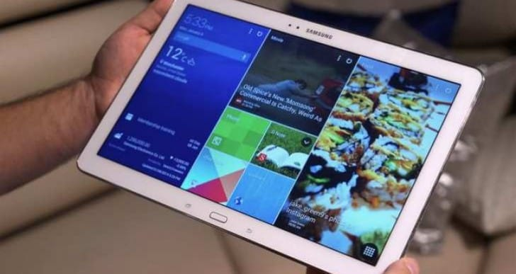 Galaxy Note Pro, Tab Pro romantic release hint