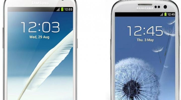 Galaxy S3, Note 2 Android 4.3 update ramblings