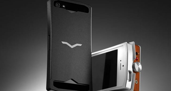Galaxy S3 and iPhone 5 cases from V-MODA Metallo designer