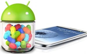 Galaxy S3 delight as Jelly Bean update lands