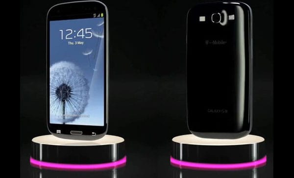 Galaxy S3 in black is T-Mobile convenience