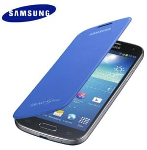 Galaxy S4 Mini Flip Case Cover