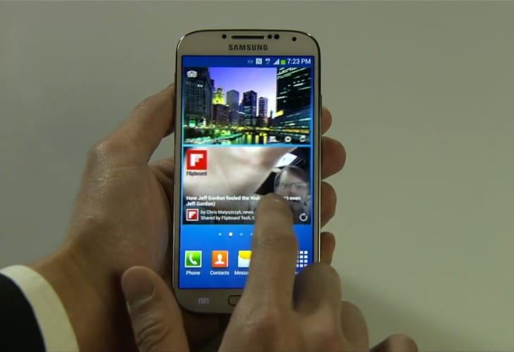 Galaxy S4 full specs now official with carriers