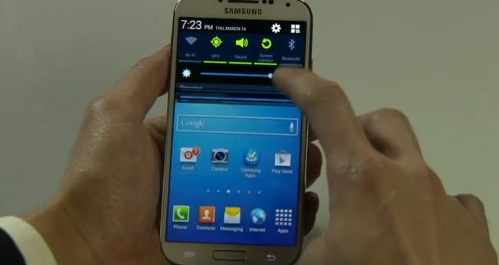 Galaxy S4 vs. LG Optimus G Pro – strengths and weaknesses