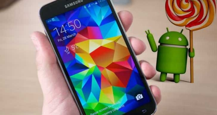 Galaxy S5, Note 4 Android 5.0 Lollipop update patience
