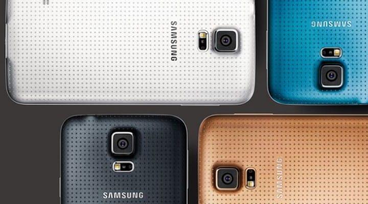 Galaxy S5 UK pre-order joy