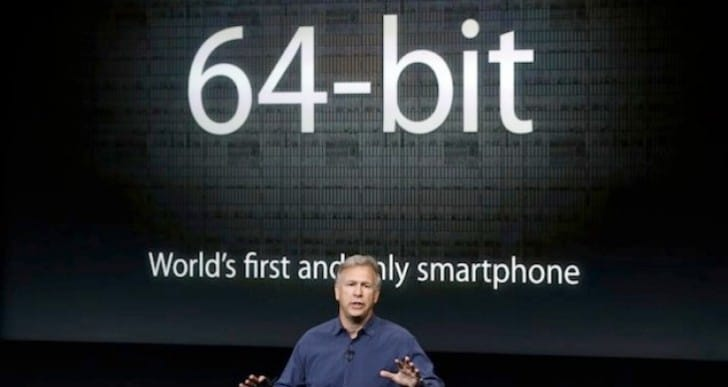 Galaxy S5 and iPhone 5S hardware unison