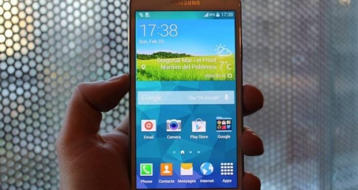 Galaxy S5 lacks innovation