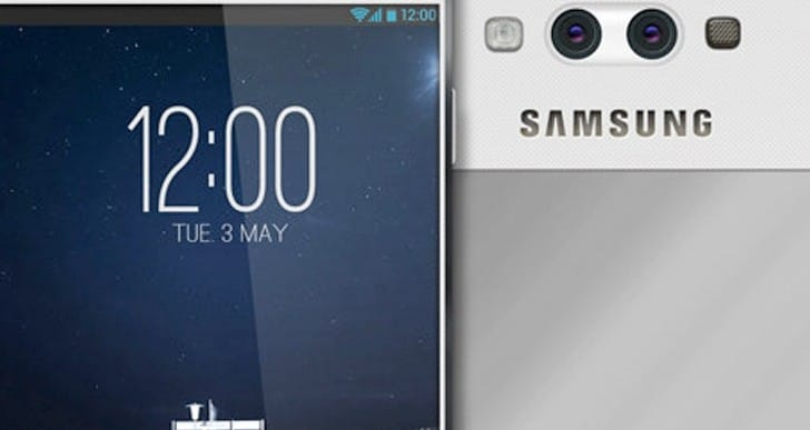Galaxy S5 premium design hints non-removable battery