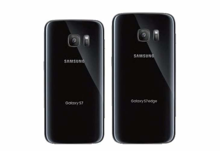 Galaxy S7, Edge design