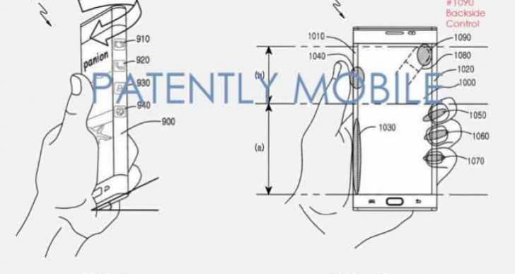 Galaxy S7 Edge could incorporate PS Vita rear touch controls