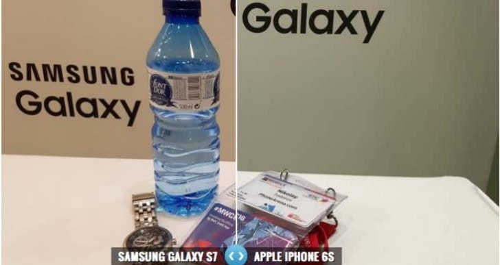 Galaxy S7 Vs iPhone 6s camera quality test