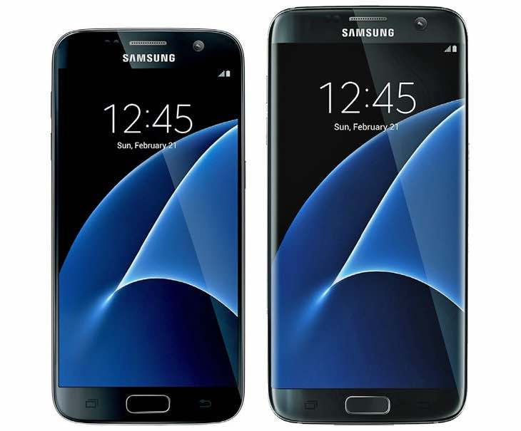 Galaxy S7 design changes