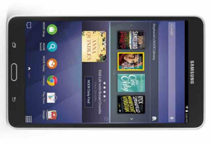 Galaxy Tab A NOOK