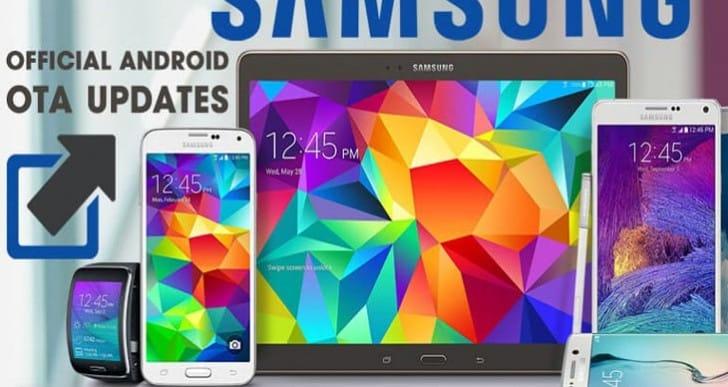 Galaxy Tab PRO 5.0.2 Lollipop update ETA, S 8.4 live in India