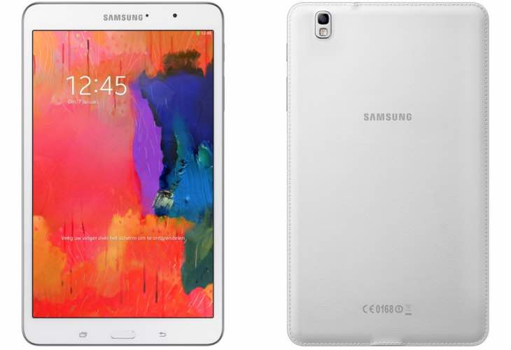 Galaxy Tab Pro 8.4 update for 2015