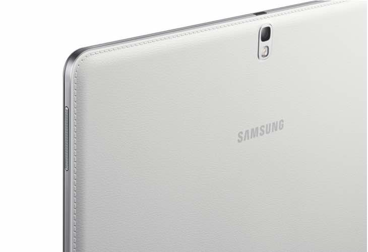 Galaxy Tab Pro 8.4 with iris scanner update for 2015