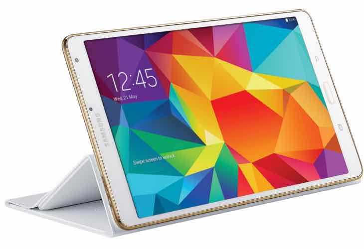 Galaxy Tab S 8.4 LTE Lollipop update