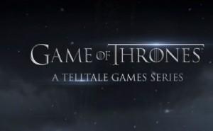 Telltale release 2014 Game of Thrones teaser trailer