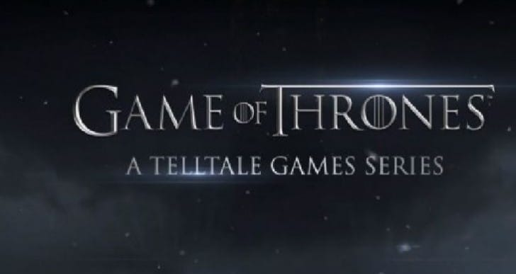 Telltale release 2014 Game of Thrones teaser trailer