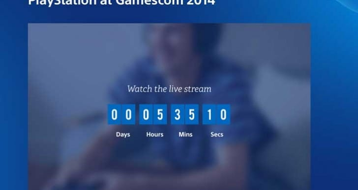 Gamescom 2014 live Sony and Microsoft stream