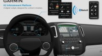 Garmin 3D Nav integrated into Mercedes-Benz concept car