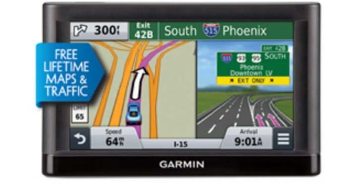 Review of Garmin 5-inch 56LMT GPS specs