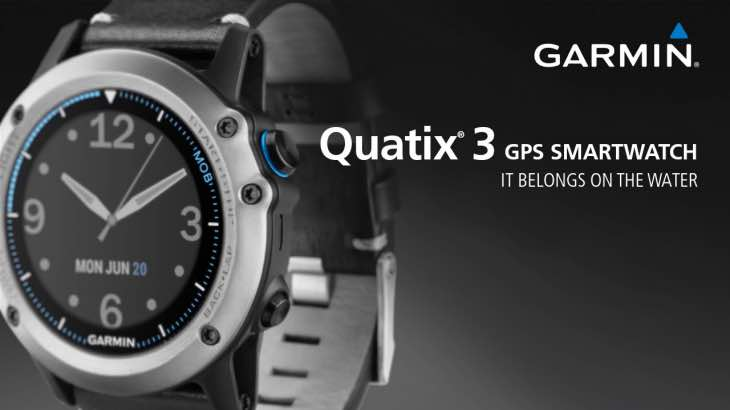 Garmin Quatix 3 software update