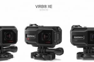 Garmin VIRB X, XE differences
