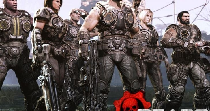 Gears of War was planned as Band of Brothers with monsters