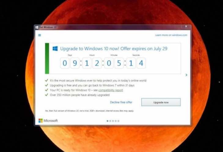 upgrade to windows 10 reviews