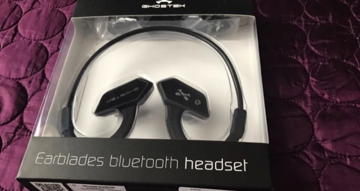 Ghostek EarBlades Wireless Bluetooth Earphones review is mixed