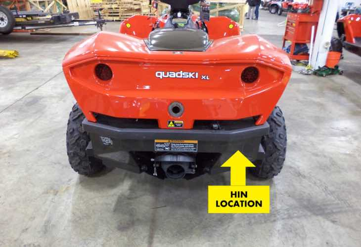 Gibbs Sports issues Quadski, XL recalls
