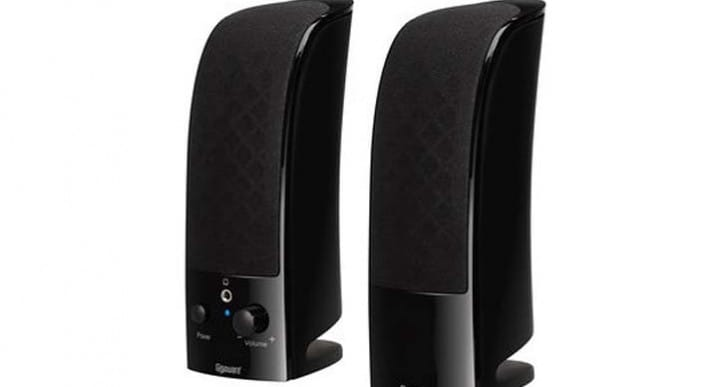 Gigaware 2.0 Multimedia Speakers, specs for 4000431