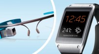 Samsung has the component of Google Glass already in the works?