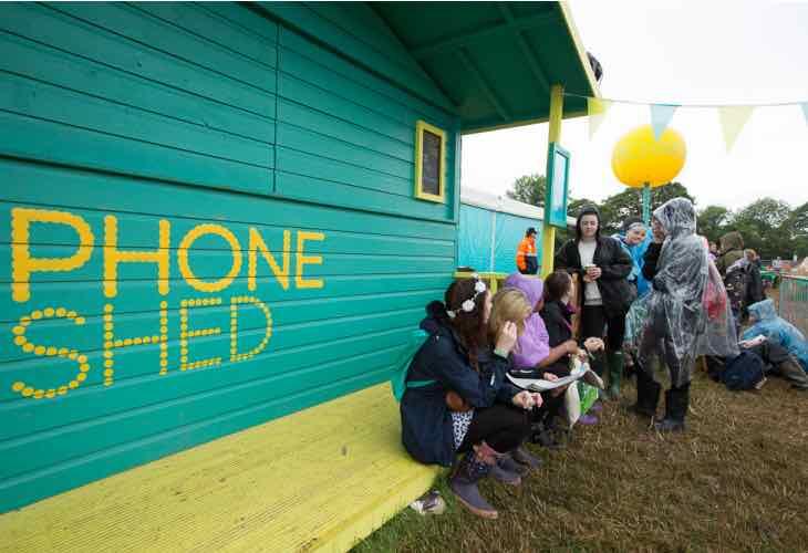 Glastonbury Festival 2015 lineup