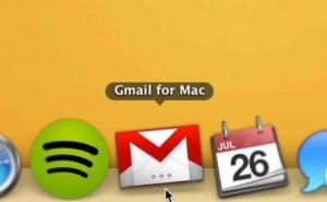 Gmail for Mac release set for January